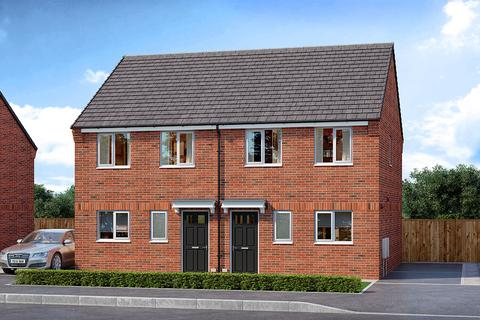 3 bedroom house for sale - Plot 56, The Kendal at Fusion, Leeds, Wykebeck Mount, Leeds LS9