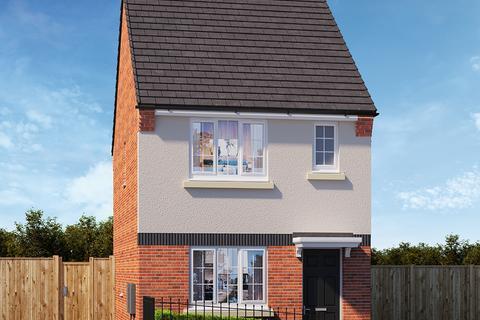 3 bedroom house for sale - Plot 125, The Leathley at Lyme Gardens Phase 2, Stoke On Trent, Commercial Road, Stoke on Trent ST1