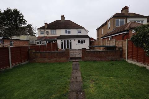 3 bedroom semi-detached house for sale - Brookfield Road, Bedford, Bedfordshire, MK41