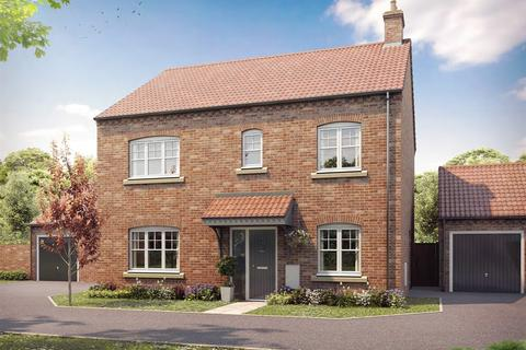 4 bedroom detached house for sale - Plot 85, The Stillingfleet at Germany Beck, Bishopdale Way, Fulford YO19