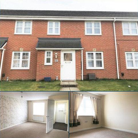 3 bedroom terraced house to rent - George Stephenson Boulevard, Hardwick, Stockton On Tees TS19