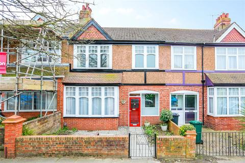 3 bedroom terraced house to rent - Hallyburton Road, Hove, East Sussex, BN3