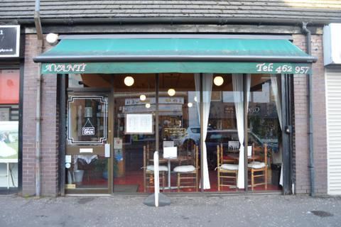 Cafe for sale - Hamilton Street, Saltcoats KA21