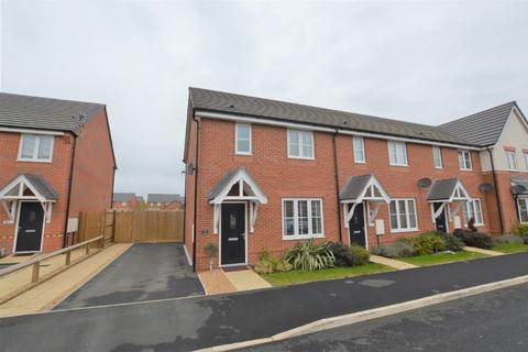 3 bedroom end of terrace house to rent - Long Road, Broughton, Chester, CH4 0FQ