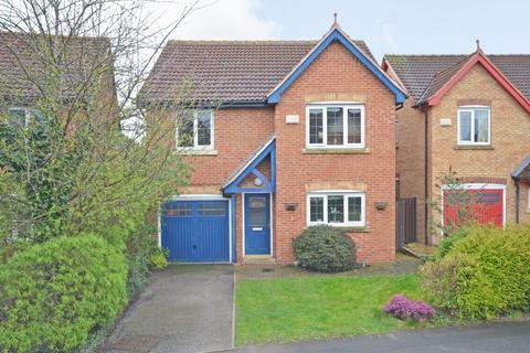 4 bedroom detached house for sale - Redgrave Close