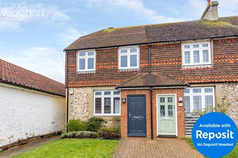 3 bedroom semi-detached house to rent - The Droveway, Hove, BN3
