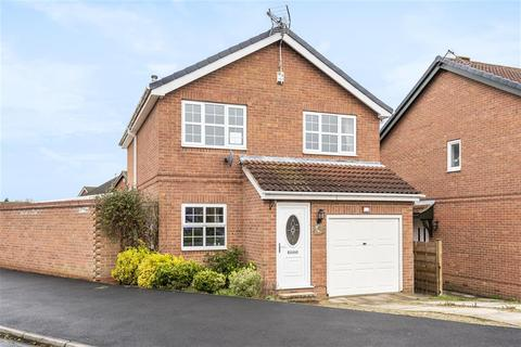 3 bedroom detached house for sale - Deveron Way, York, YO24 2XH