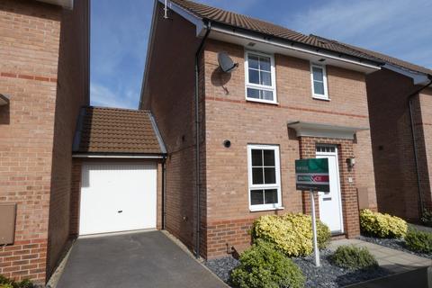 3 bedroom link detached house for sale - Taunton Way, Retford