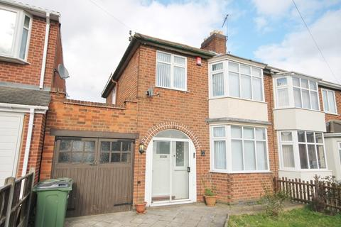 3 bedroom semi-detached house for sale - Una Avenue, Leicester