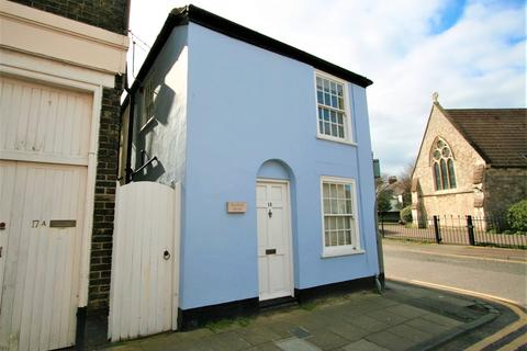 1 bedroom end of terrace house for sale - Duke Street, Deal