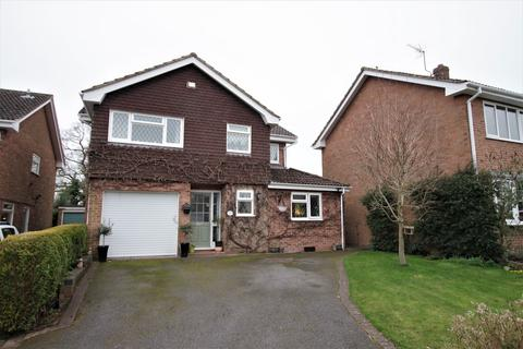 4 bedroom detached house for sale - Windmill Drive, Marchington