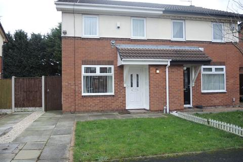 2 bedroom semi-detached house to rent - Grange Avenue, West Derby, Liverpool