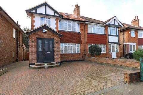 5 bedroom semi-detached house to rent - Gibbon Road, London