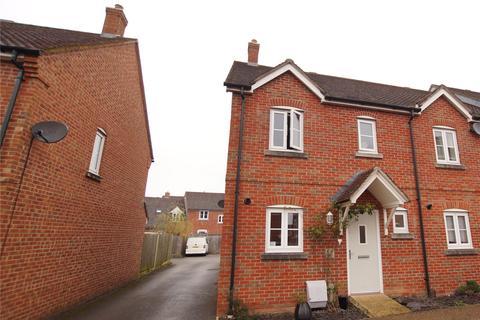 3 bedroom end of terrace house for sale - Alner Road, Blandford Forum, Dorset, DT11