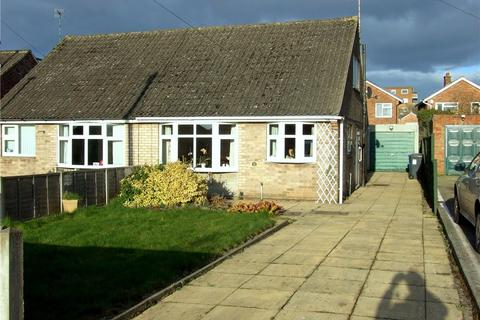 3 bedroom semi-detached bungalow for sale - Longford Close, Allestree