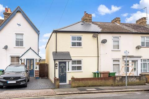 3 bedroom end of terrace house for sale - Birkbeck Road, Sidcup, DA14 4DJ