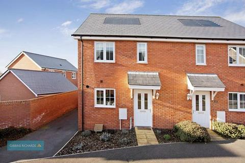 2 bedroom semi-detached house for sale - Shutewater Orchard, Taunton