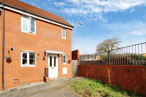 2 bedroom end of terrace house for sale - Samuel Rodgers Crescent,  Thornwell, Chepstow