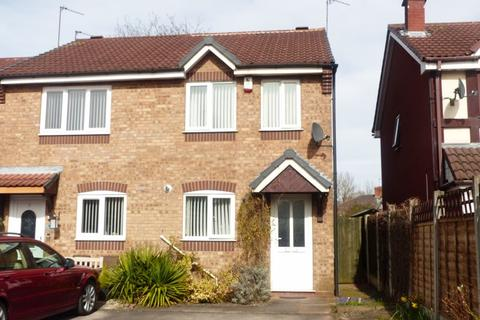 2 bedroom end of terrace house for sale - Patriot Close, Walsall