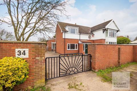 6 bedroom detached house for sale - Boundary Road, Norwich, Norfolk, NR6 5HX