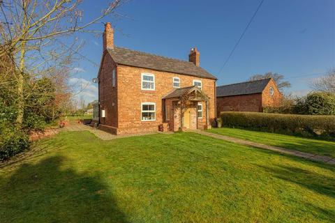 4 bedroom detached house for sale - Stanley Green, Whixall, SY13