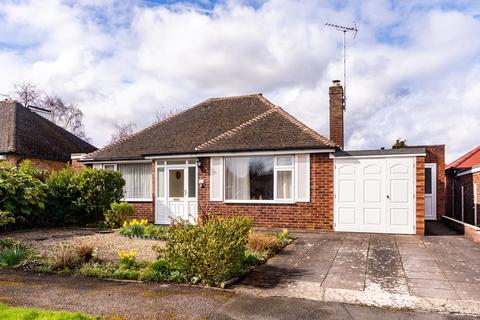 2 bedroom detached bungalow for sale - Furnivall Crescent, Lichfield, WS13
