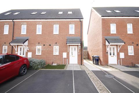 3 bedroom terraced house to rent - Grange Way, Bowburn, Durham