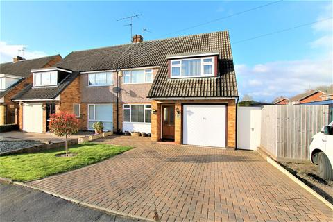 3 bedroom semi-detached house for sale - Shenley Road, Wigston, Leicester LE18