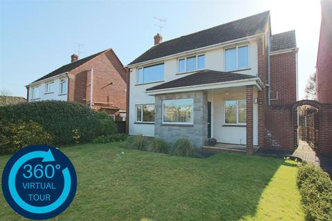 3 bedroom detached house for sale - Sweetbrier Lane, Heavitree, Exeter