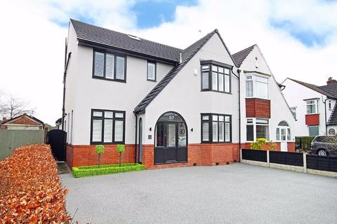 4 bedroom semi-detached house for sale - Mossgrove Road, Timperley, Cheshire