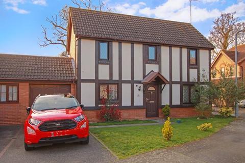 3 bedroom detached house for sale - Gill Close, Heybridge, Maldon