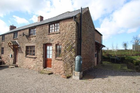 2 bedroom cottage to rent - Pencoyd, Herefordshire