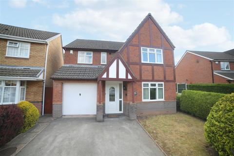 4 bedroom detached house for sale - Cowan Drive, Stafford, ST16 3FA