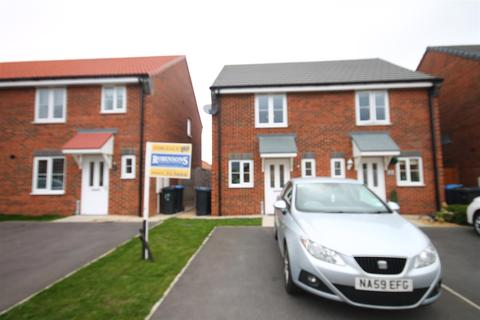 2 bedroom semi-detached house to rent - Blenheim Road South, Middlesbrough