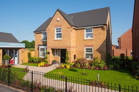 4 bedroom detached house for sale - Plot 20, Winstone at Saxon Gate, Stamford Bridge, Roman Road, Stamford Bridge, YORK YO41