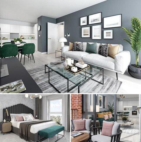 1 bedroom apartment for sale - Plot 14, Raine House at New Market Place, Pilgrims Way, East Ham, LONDON E6