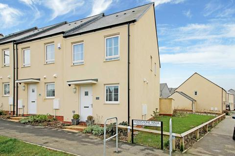 2 bedroom end of terrace house for sale - Eddystone Walk, St Martin