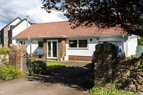 2 bedroom bungalow for sale - Overton Lane, Overton,Port Eynon, Gower, Swansea, SA3 1NR