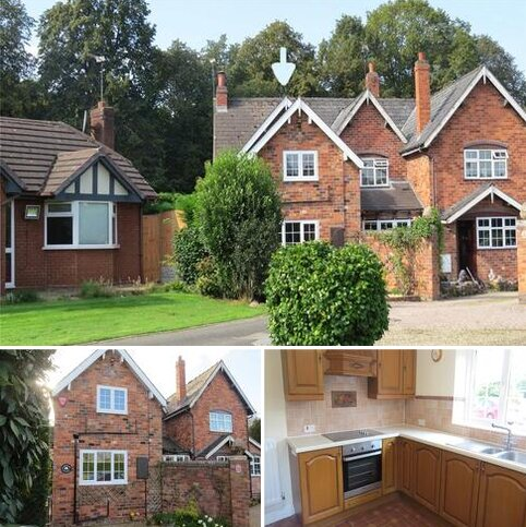 2 bedroom semi-detached house for sale - Wergs Road, Tettenhall, Wolverhampton, WV6