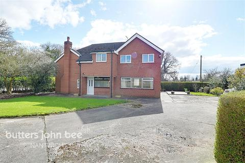 5 bedroom detached house for sale - Middlewich Road, Wolstanwood