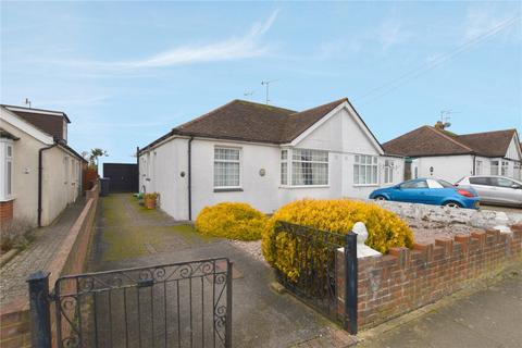 2 bedroom bungalow for sale - Elms Drive, Lancing, West Sussex, BN15