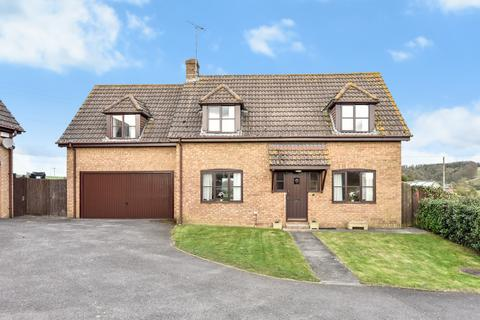 4 bedroom detached house for sale - The Downlands, New Road, Codford, Nr Warminster