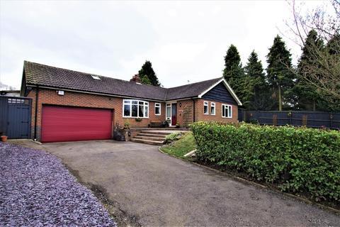3 bedroom detached bungalow for sale - Silver Lane, Marchington