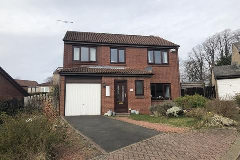 4 bedroom detached house to rent - Royal Oak Gardens , Alnwick, Northumberland