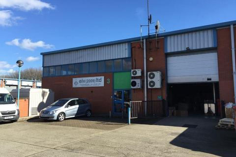 Industrial unit to rent - Unit 3 Lockwood Industrial Park, Mill Mead Road, Tottenham, London, N17 9QU