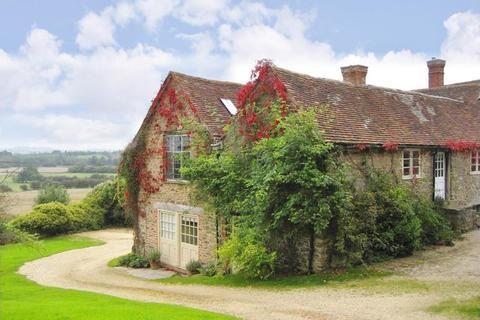 4 bedroom terraced house to rent - Chandos Granary, Rushall, Ledbury, HR8