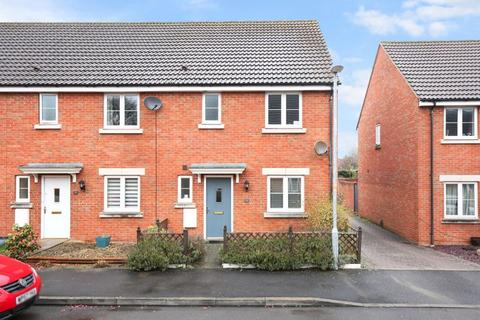 3 bedroom terraced house for sale - Thestfield Drive, Staverton