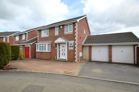 4 bedroom detached house for sale - Lime Kiln Gardens, Bradley Stoke, Bristol, Gloucestershire, BS32