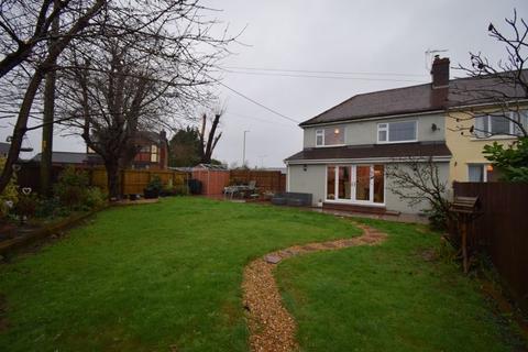 3 bedroom semi-detached house for sale - 1 Heol Tredwr, Bridgend, CF31 3AJ