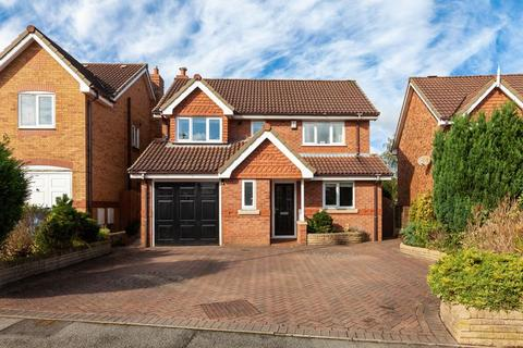 4 bedroom detached house for sale - Churchlands Lane, Standish, WN6 0XU